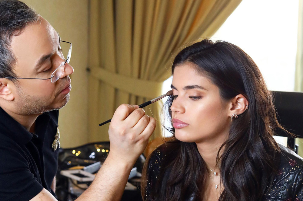 One on One with Bassam Fattouh Make Up