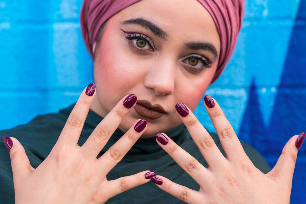 Nail Polishes For Muslim Women Created By Muslim Women About Her