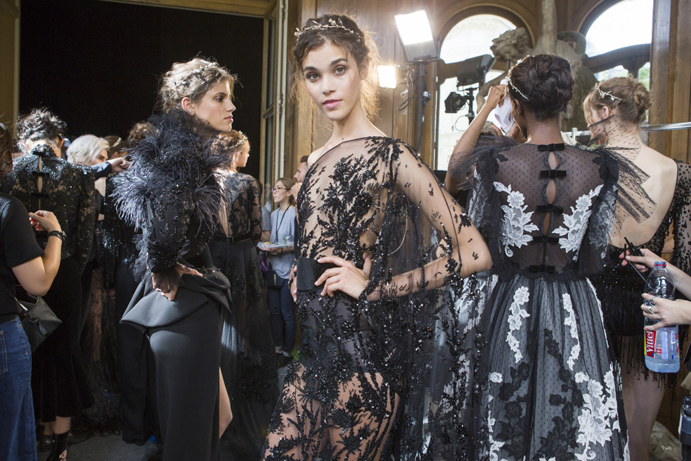 Lebanese Designers Double The Wow Factor Dose At Paris Haute Couture Week About Her