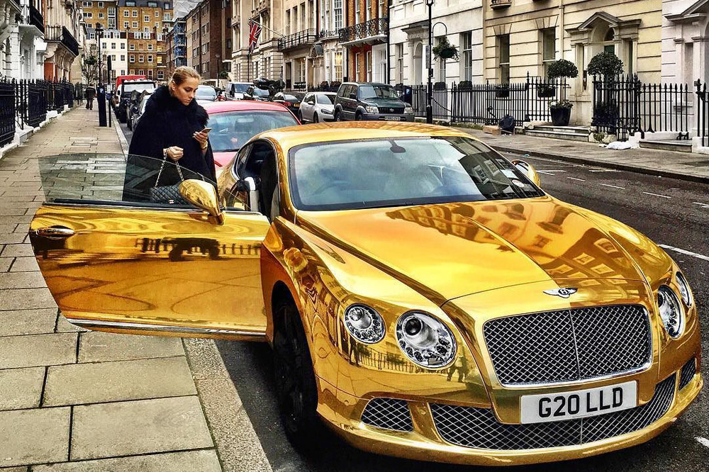 Richest Kid In Africa