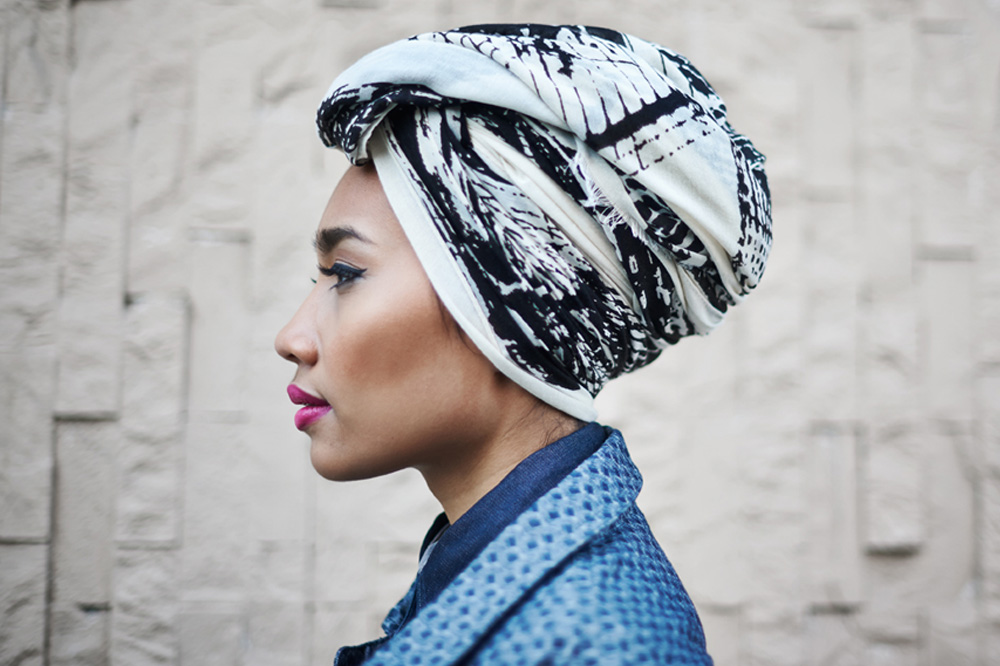 Image result for yuna wear turban
