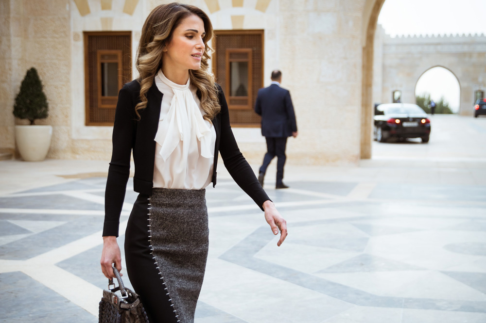 Happy Birthday Queen Rania of Jordan: Celebrating the ...