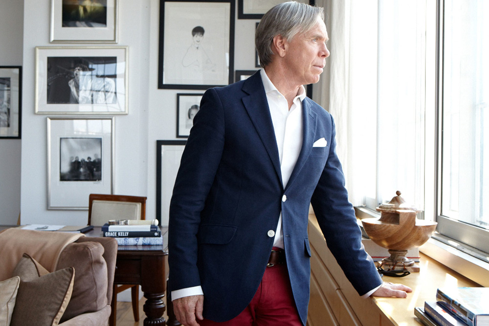 tommy hilfiger the designer