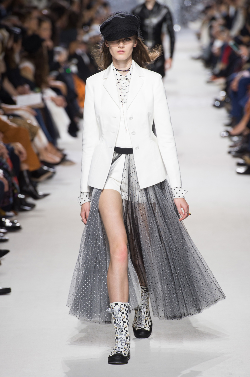 So Dior Runway Snaps From The Christian Dior Spring 2018 Fashion Show About Her