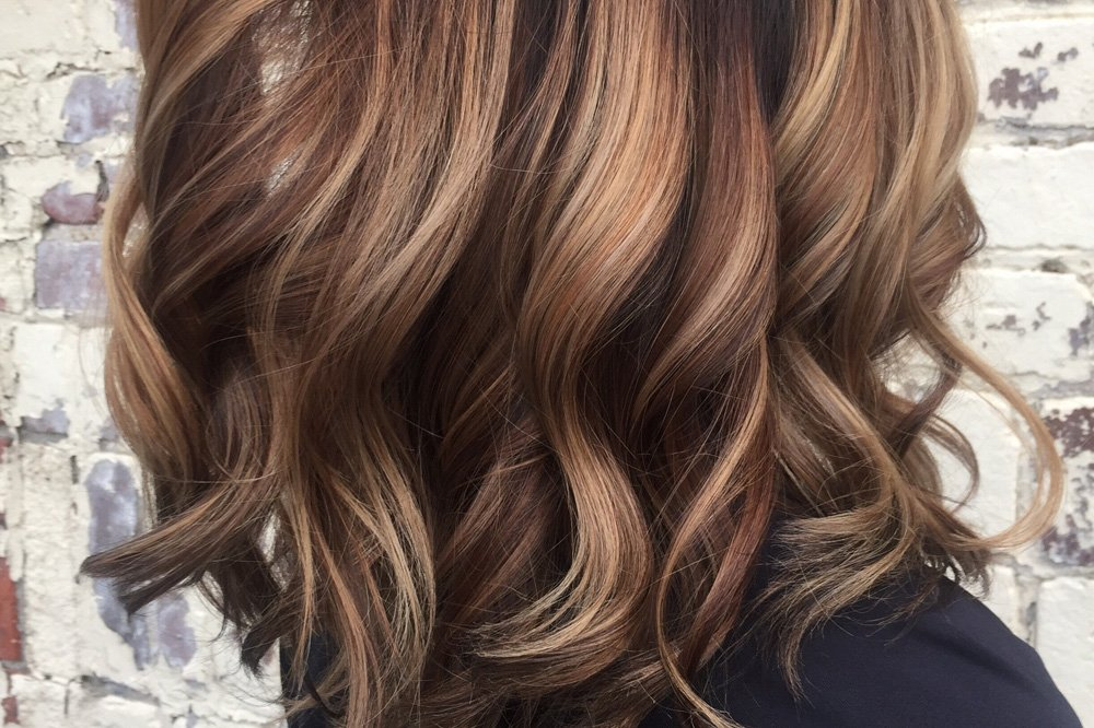 Hair Colour Upgrade The Tiger Eye Dye Is Perfect For