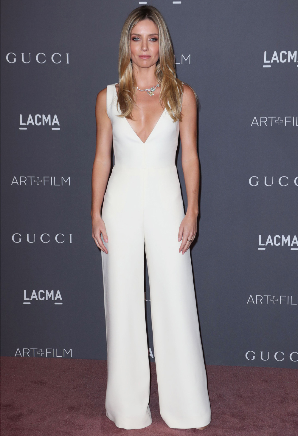 Annabelle Wallis In Dior At The Lacma Art And Film Gala About Her
