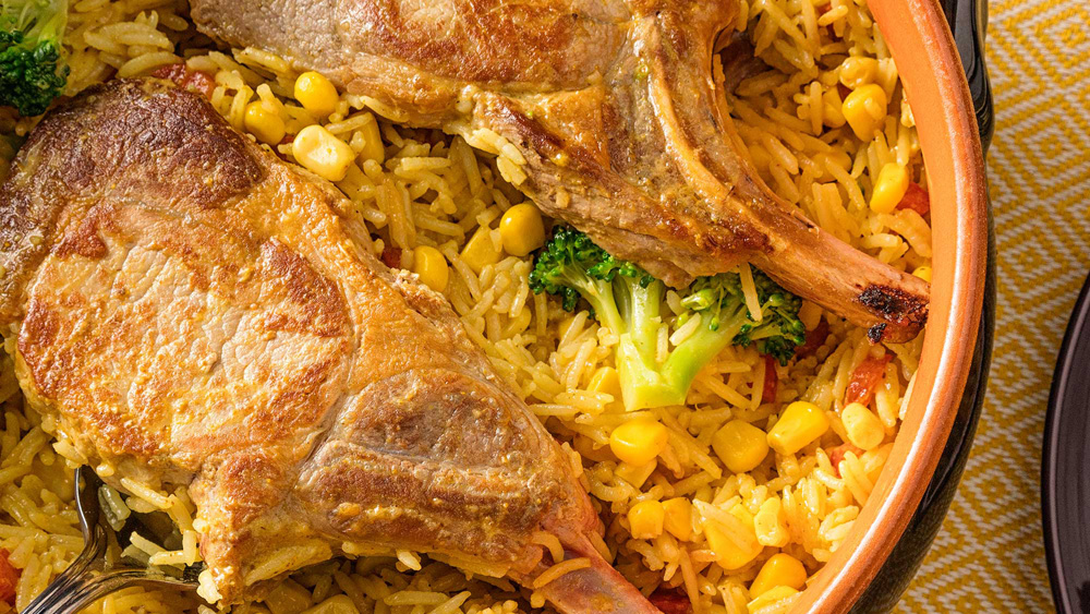 Get A Taste Of Kabsa Saudi Arabia S Favorite Dish About Her