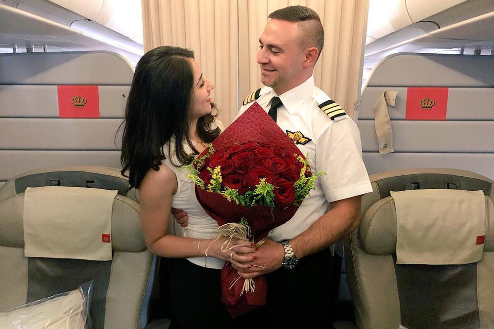 royal jordanian flight attendant