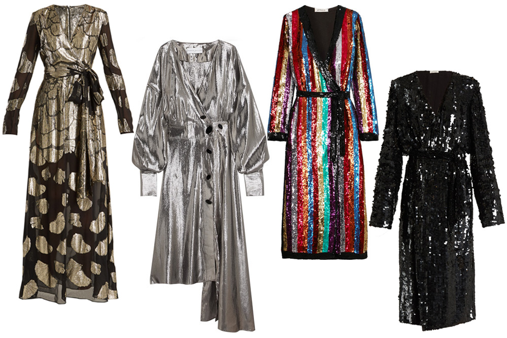 Wrap Chic Our Favourite Wrap Styles To Rock Now About Her