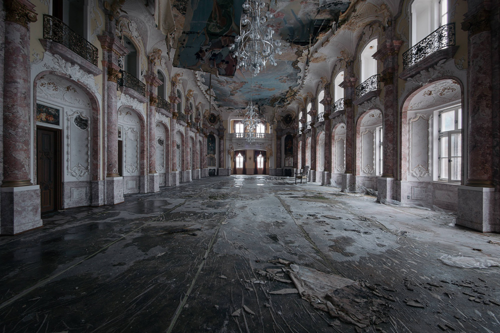 The 27 Most Beautiful Abandoned Places In The World