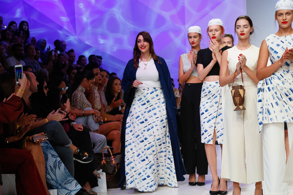 4 Female Arab Fashion Designers That Are Rocking The World About Her