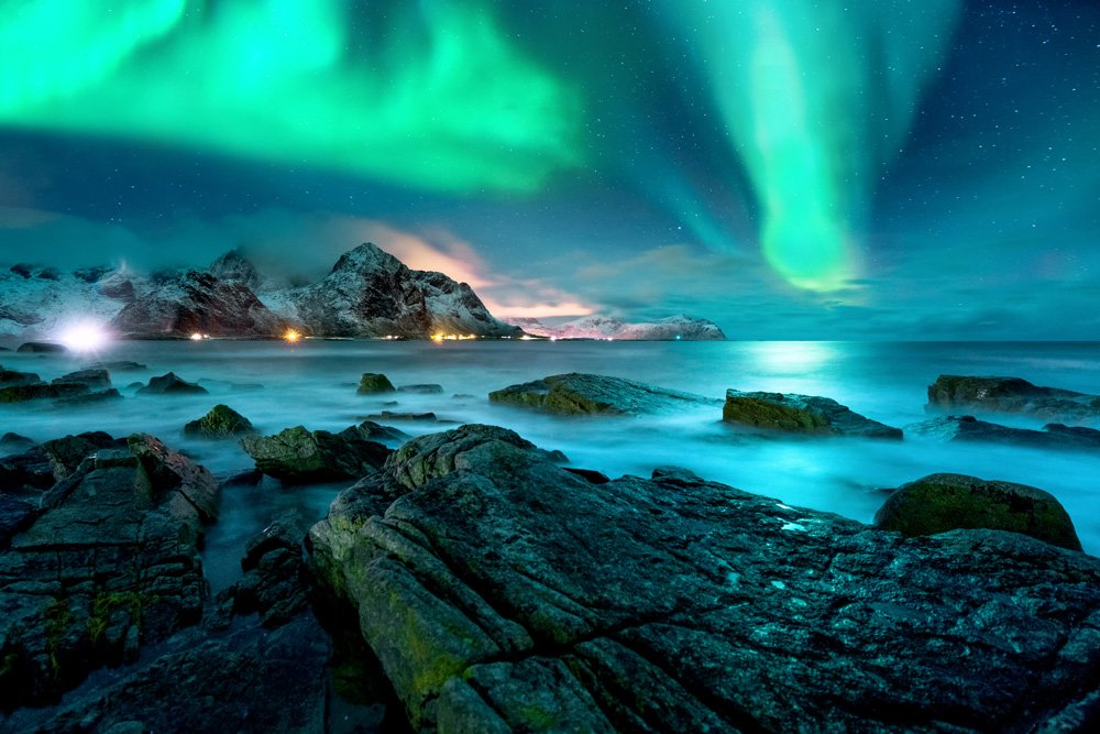 The Northern Lights One Of Nature S Greatest Displays
