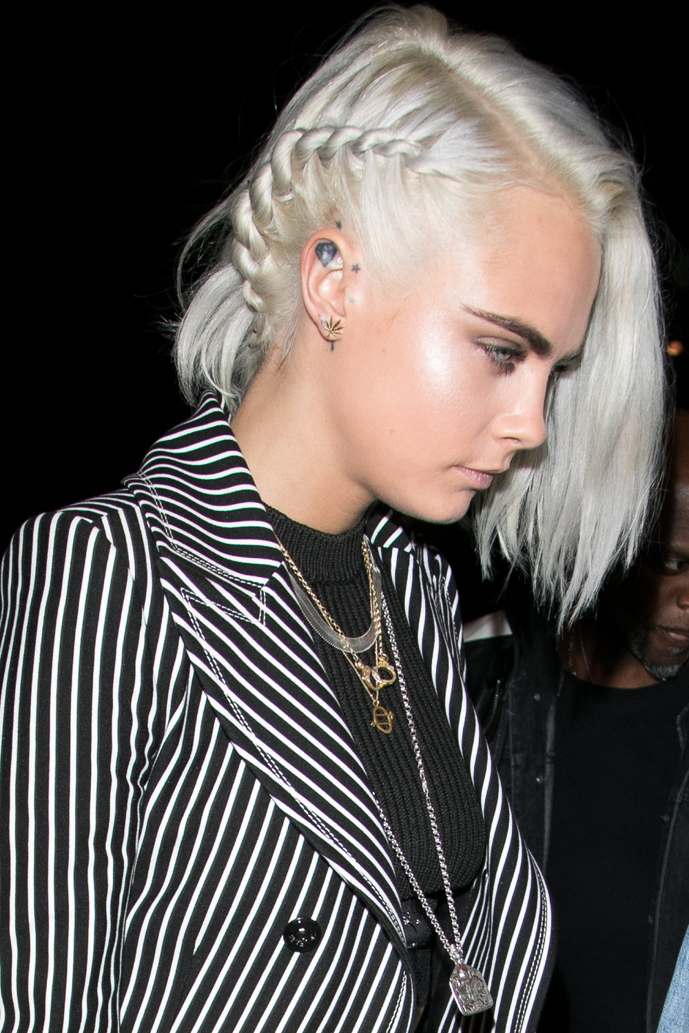 Silver Strands A Defining Hair Colour Trend In 2018