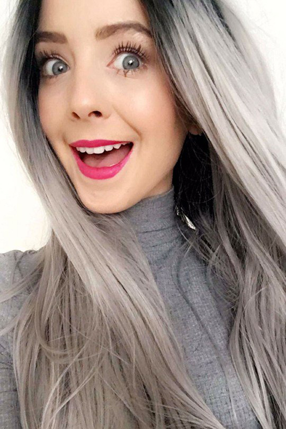 Silver Strands: A Defining Hair Colour Trend In 2018