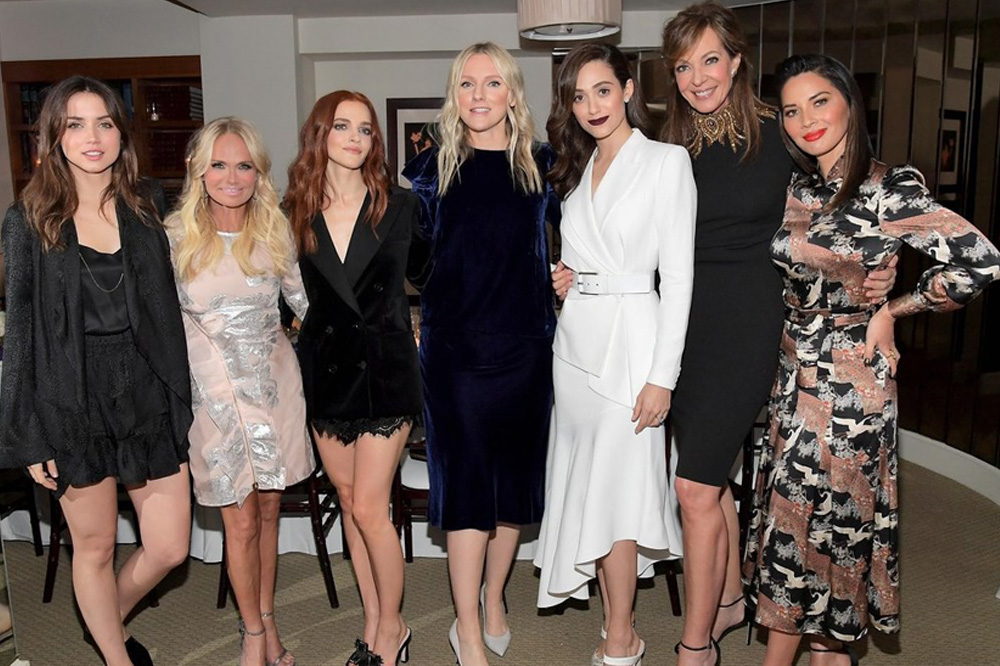 Celebrities turn out for stuart weitzman boutique opening about her Celebrity style fashion boutique