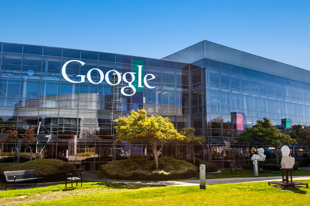 what is the vision of google company