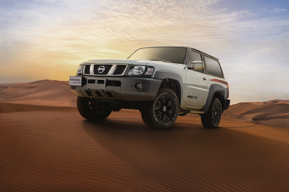 The Nissan Patrol: An Unwavering Legacy | About Her