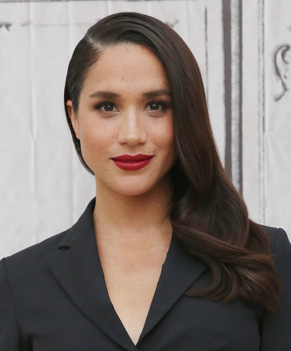 The Treatment Behind Meghan Markle's Ultra Sleek Hair