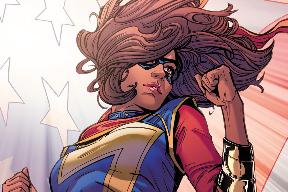 Riz Ahmed to co-write the screenplay for Ms Marvel