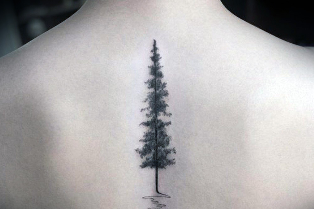 Take A Look At The Latest Inking Trend Spine Tattoos About Her