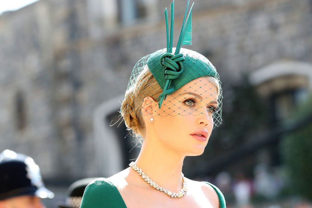 Philip Treacy Reigned at the Royal Wedding and Here s Why  aa95e03329a