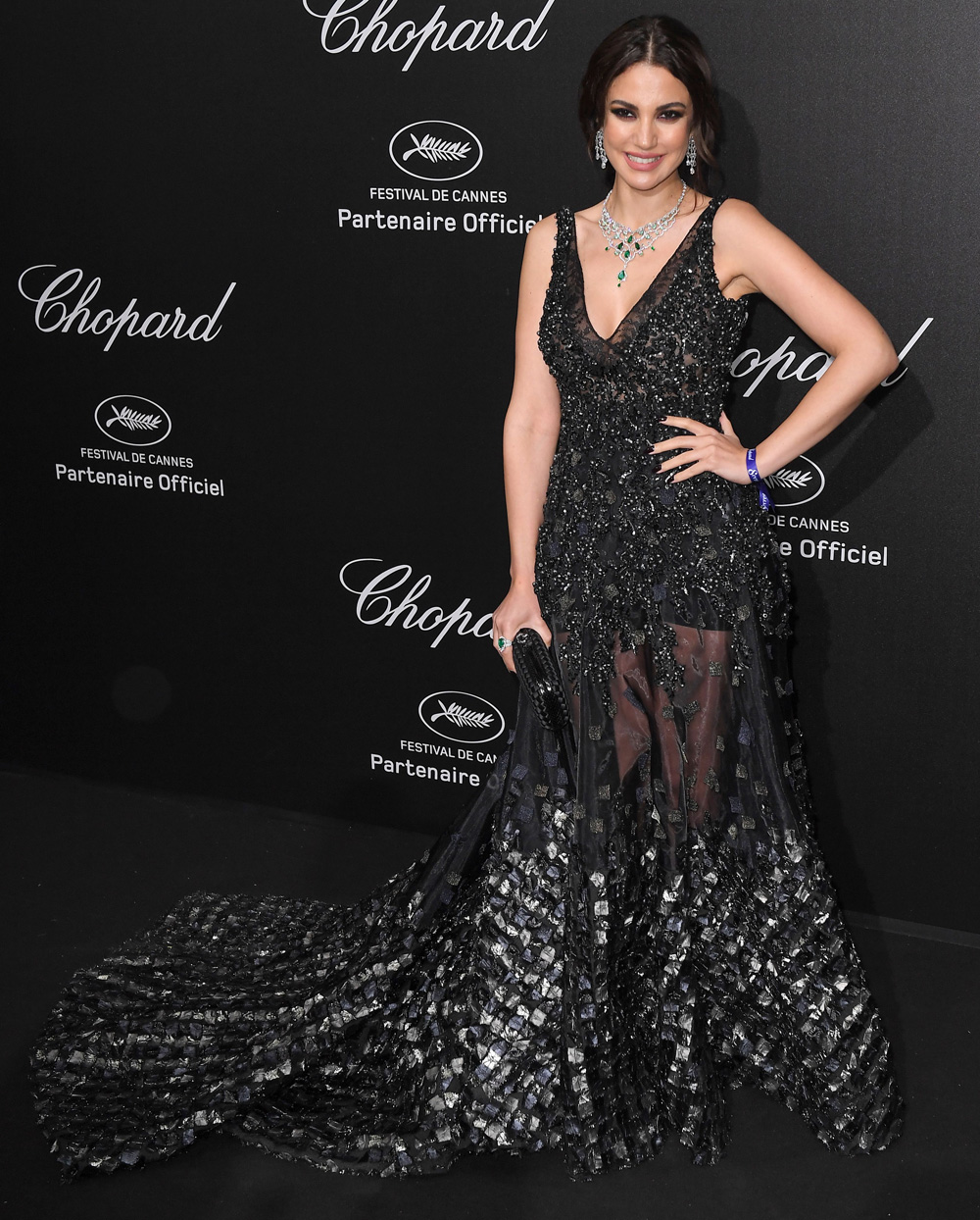 Arab Stars: Celebrity Style Gallery from Cannes Film Festival 2018