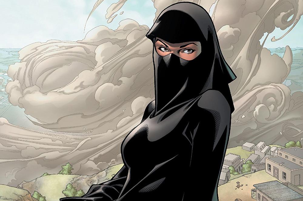 Sooraya Qadir by Day, Dust by Night: Have You Heard of ... X Men Girl Main Character