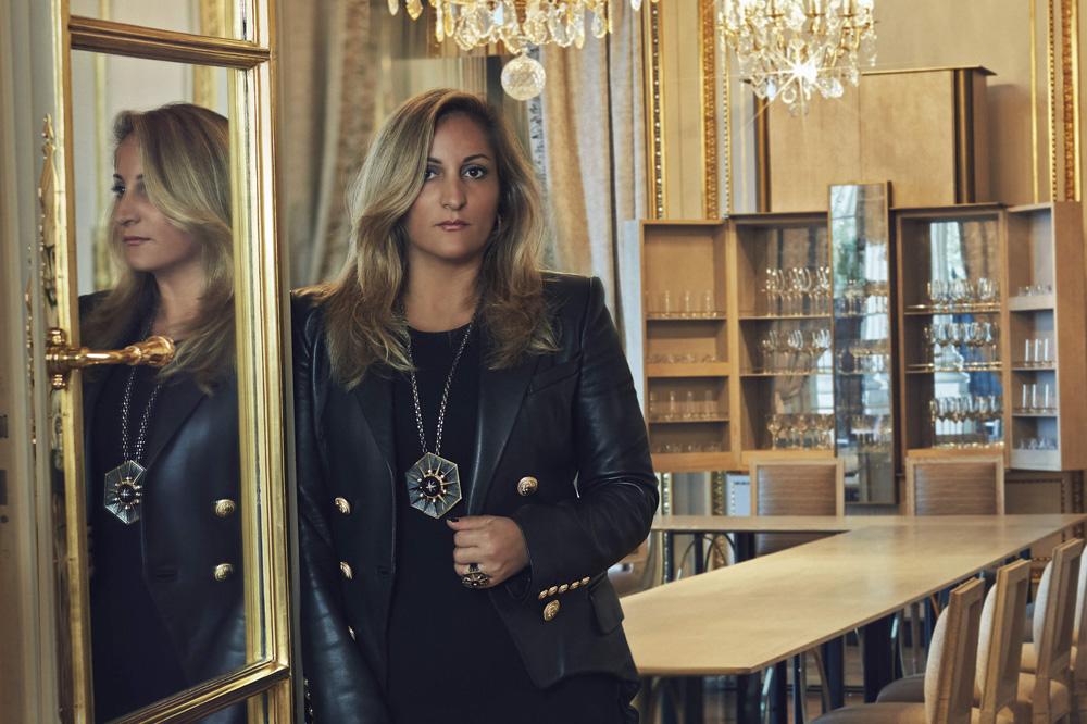 Lebanese Designer Tasked With Renovating Parisian Restaurant