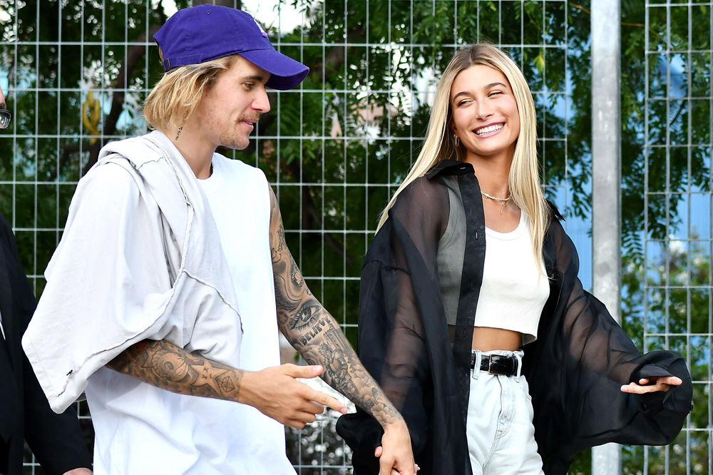 Exceptionnel Hailey And Justin