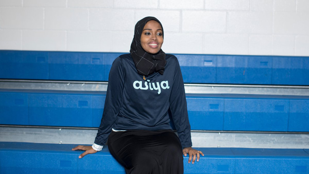 Nike Isn T The Only Brand Offering Sports Hijabs Check Out Asiya By
