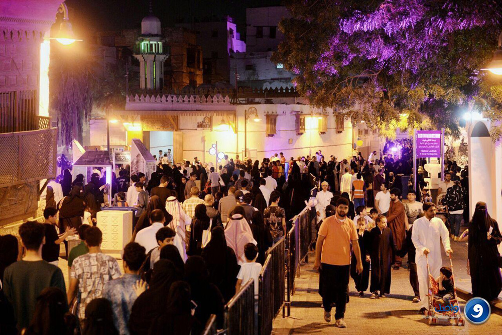 7 Top Festivals in Saudi Arabia   About Her