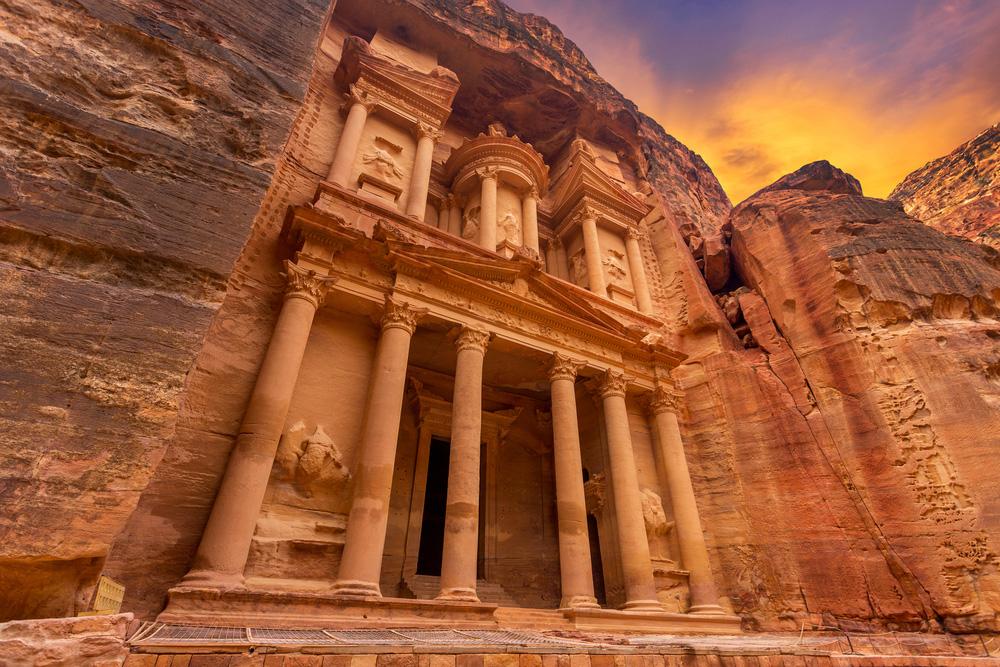 Jordan The Unique Tourist Destination Where History Comes Alive About Her