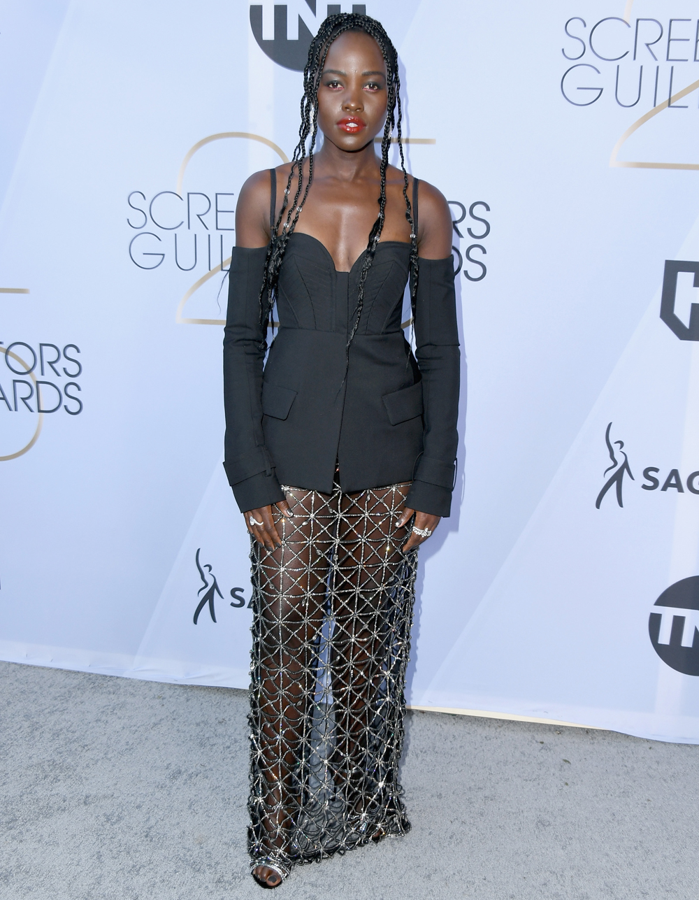 191fa0baadf2d Lupita Nyong'o in custom Vera Wang and Messika Jewelry | About Her