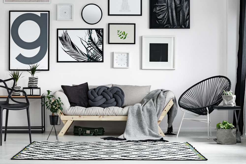 9 Chic Decorating Ideas | About Her