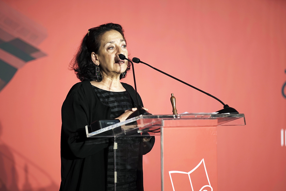 Lebanese Author Hoda Barakat Wins 2019 International Arab