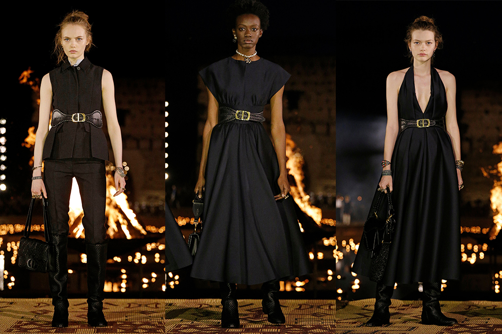 Cruise Wear 2020.The Dior Cruise Show 2020 Celebrates African Magic And