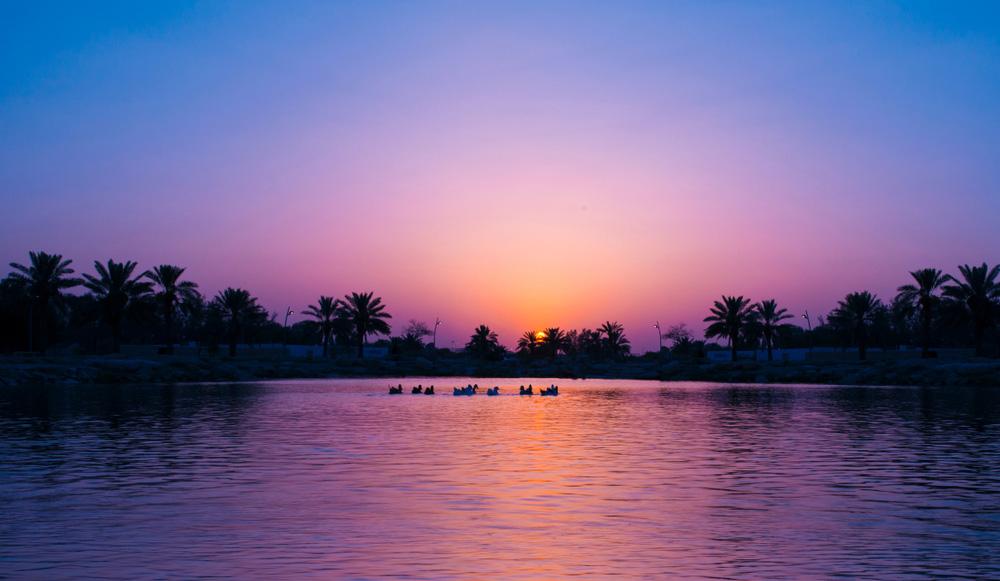 معلومات عن وادي حنيفة في الرياض