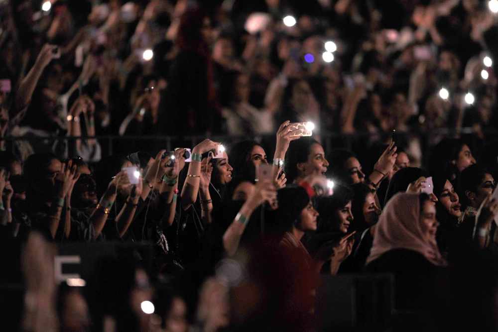 Jeddah Is About To Host the Biggest Live Music Festival Ever