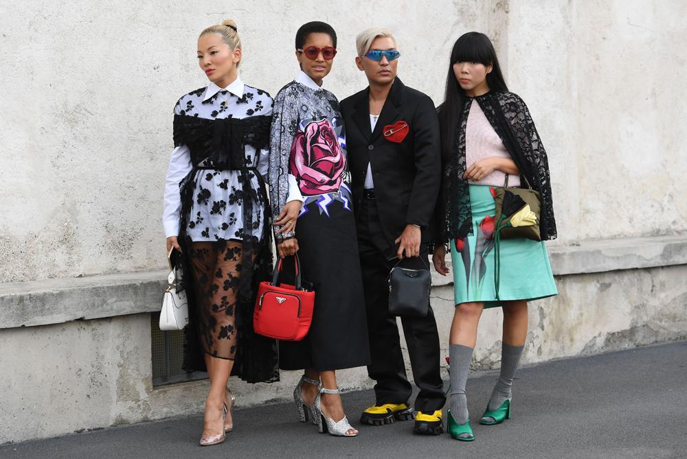 Street Fashion 2020.Milan Fashion Week Ss 2020 All The Best Street Style