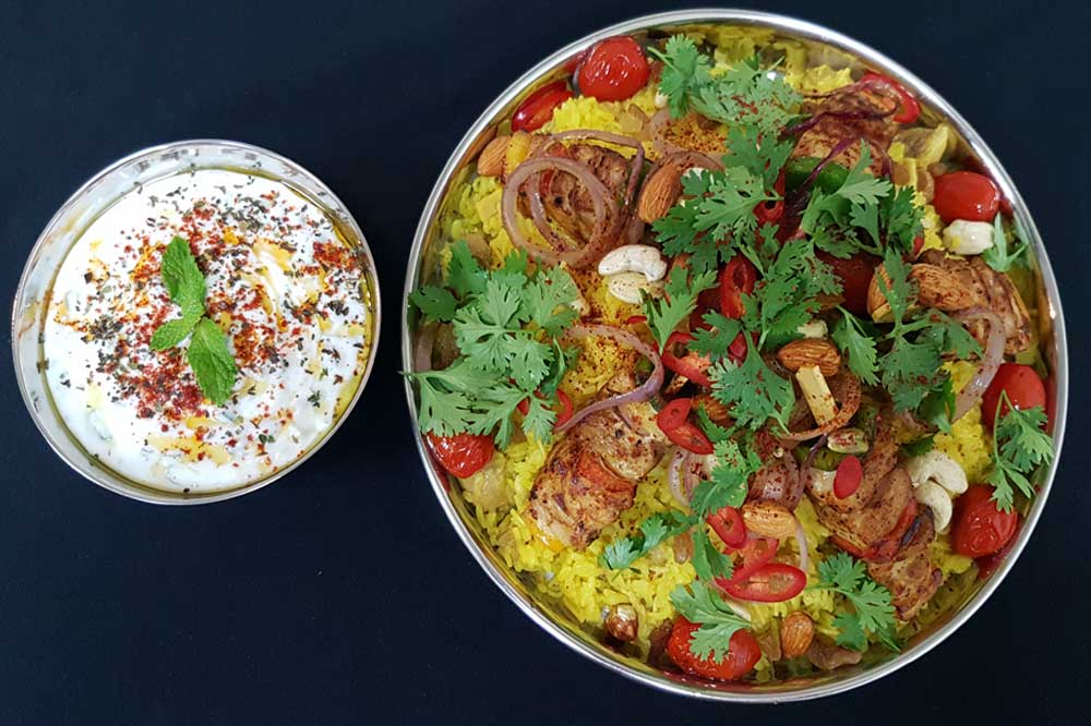 Chicken Kabsa Nothing Quite Like This Delicious Recipe With A New Hint About Her