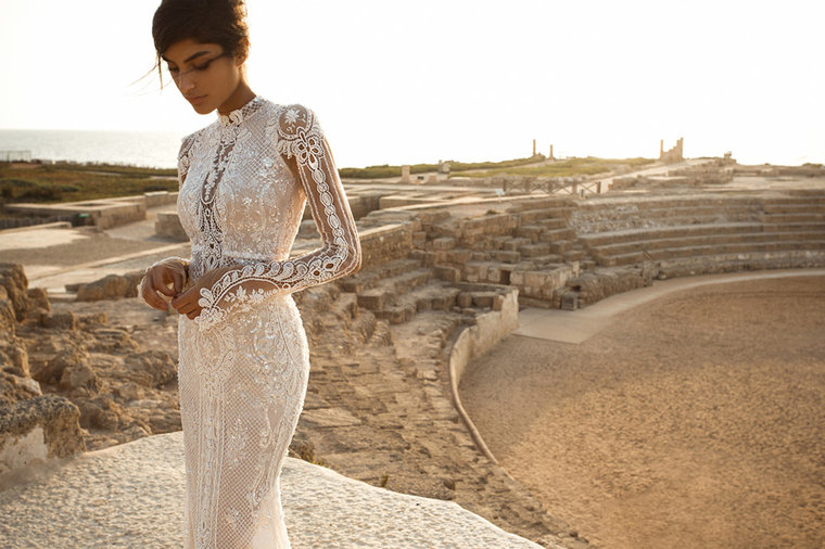Wedding Gowns That Turn You into an Arabian Princess for The Day ...