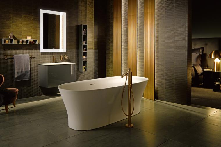 5 amazing bathroom design ideasphilippe starck | about her